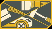 Australia's Automotive 2017 Toyota Touch Up Paint Car Repair Value Plus Materials, Product & Color Samples