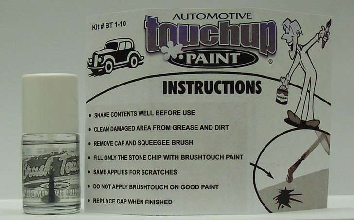Tinted Clear Clear Gloss D.I.Y Car Touch Up Paint & Repair