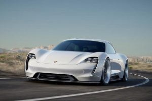 porsche future car - Touchuppaints