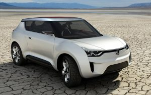 ssangyong future cars - Cartouchuppaint