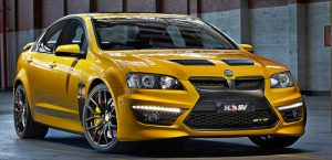 Holden HSV Touch Up Car Paint